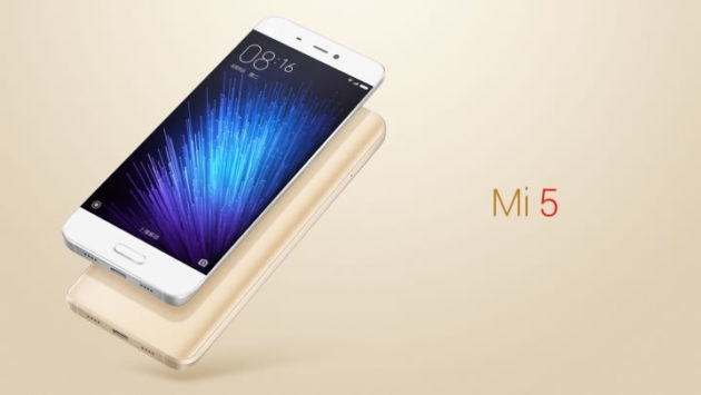 Xiaomi Mi5S: display Force Touch, lettore di impronte a ultrasuoni e dual camera
