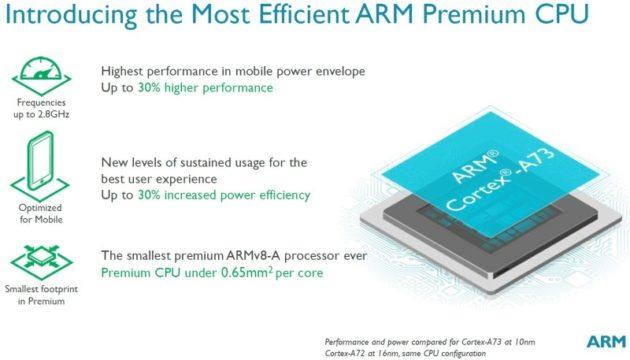 ARM: Presentati Cortex A-73 e Mali-G71 per gestire al meglio Daydream