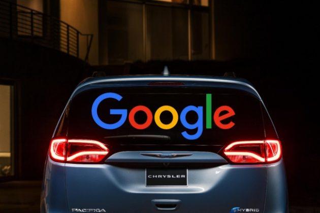 Google e Fiat-Chrysler insieme per le auto senza pilota