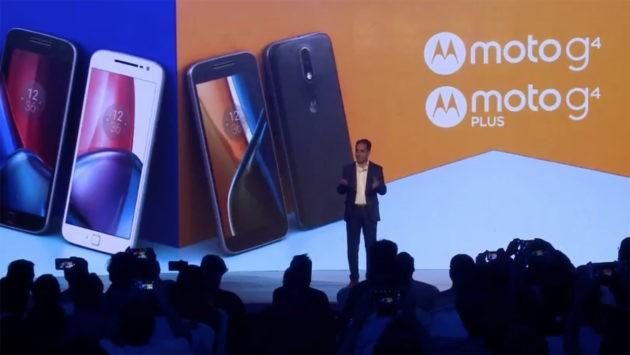 Moto G4 e G4 Plus ricevono Nougat in India