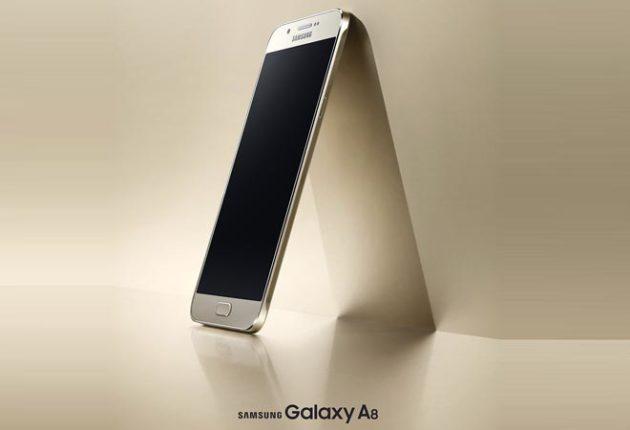 Samsung Galaxy A8 si prepara a ricevere l'aggiornamento a Marshmallow