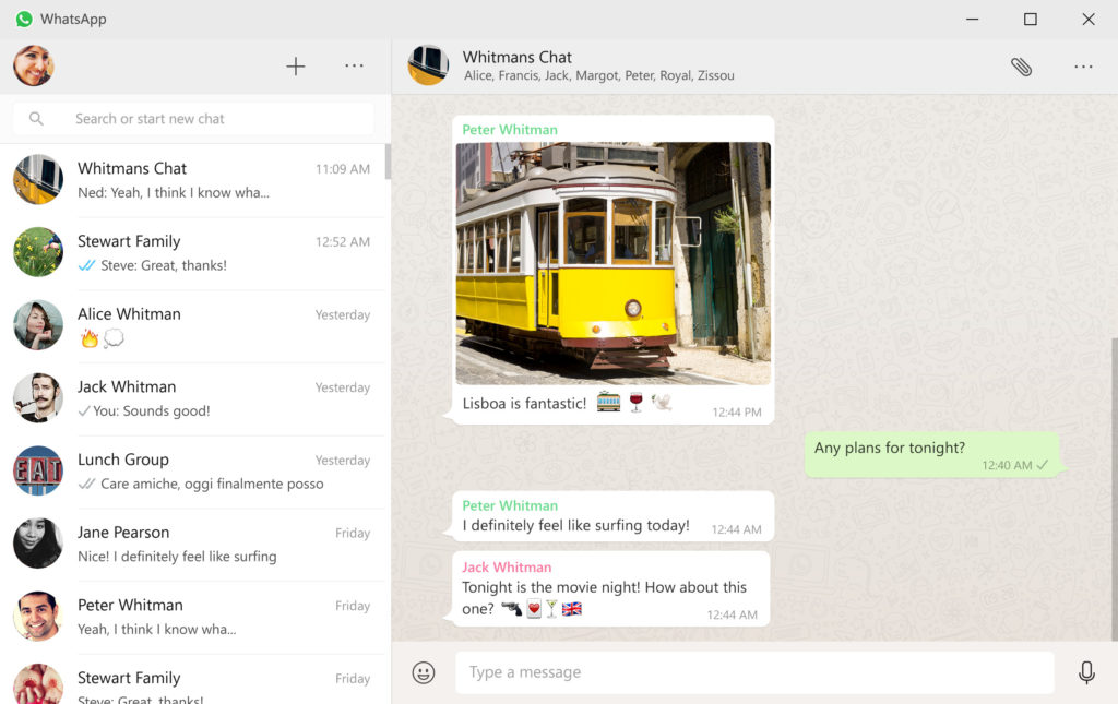 WhatsApp arriva su computer: disponibile l'app per Windows e Mac Whatsapp-2-1024x645