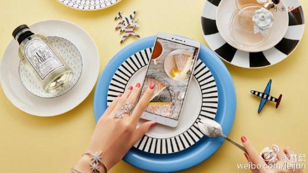 Xiaomi Mi Max si mostra in nuove immagini ufficiali