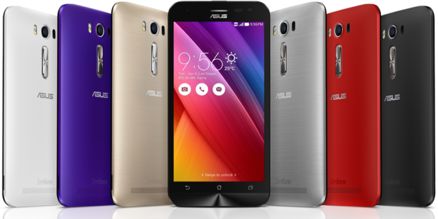 ASUS Zenfone 2 Laser si aggiorna ad Android 6.0 Marshmallow