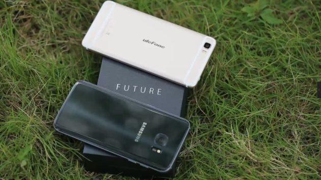 Ulefone Future: testa a testa con Galaxy S7