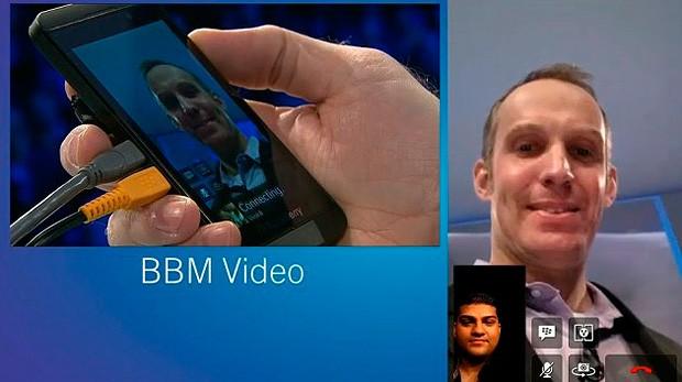 BBM Video disponibile per Android e iOS anche in Europa