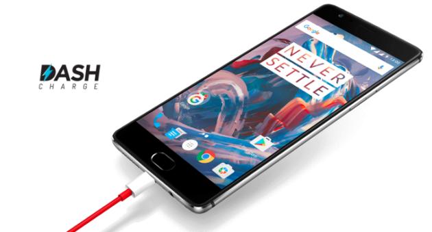 OnePlus 3: le custom ROM non supportano la Dash Charge