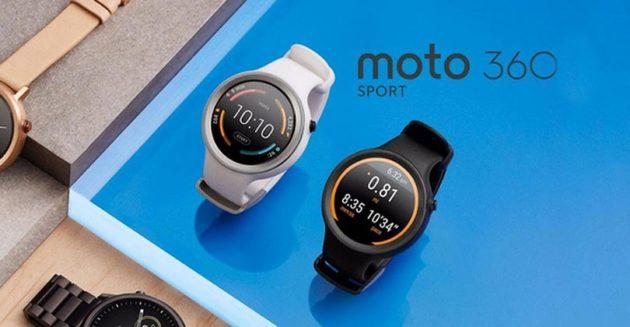 Moto 360 (2nd gen) e 360 Sport ricevono un nuovo aggiornamento software