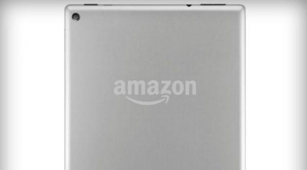 Amazon Fire 10: disponibile la nuova versione in metallo con prezzo da 230$
