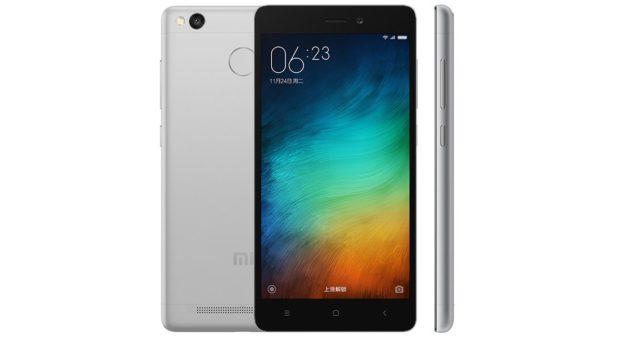 Xiaomi Redmi 3s ufficiale: SoC Snapdragon 430 e sensore biometrico