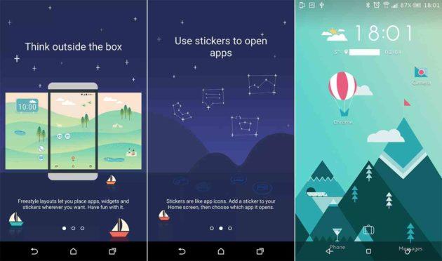 HTC al lavoro per portare la Sense 8 anche su smartphone non-HTC