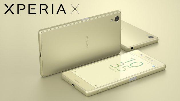 Sony Xperia X protagonista di un test d'immersione