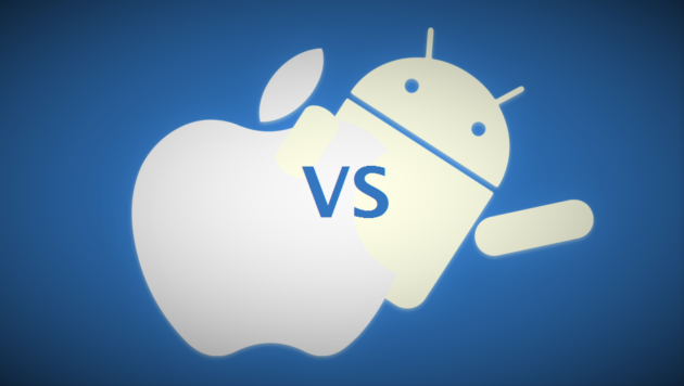 Android vs iOS: crescite a confronto