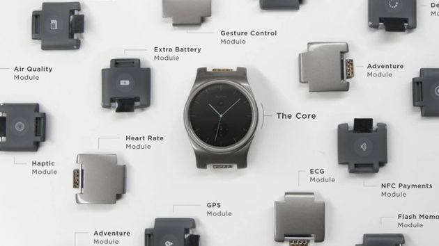 BLOCKS: lo smartwatch modulare è disponibile in preordine
