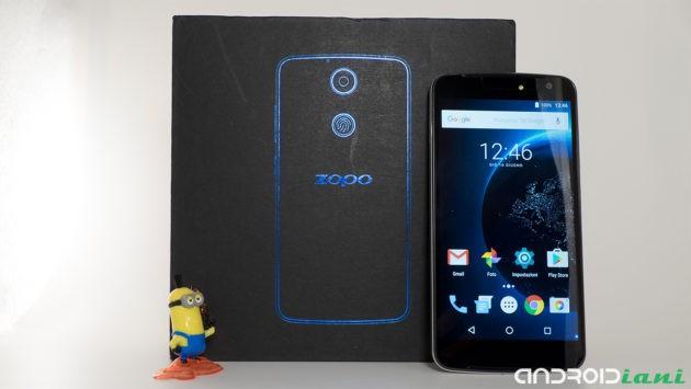 Zopo Speed 8: la recensione
