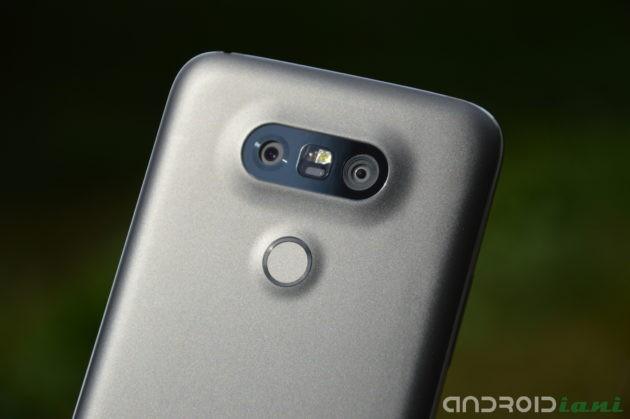 LG G5: la recensione