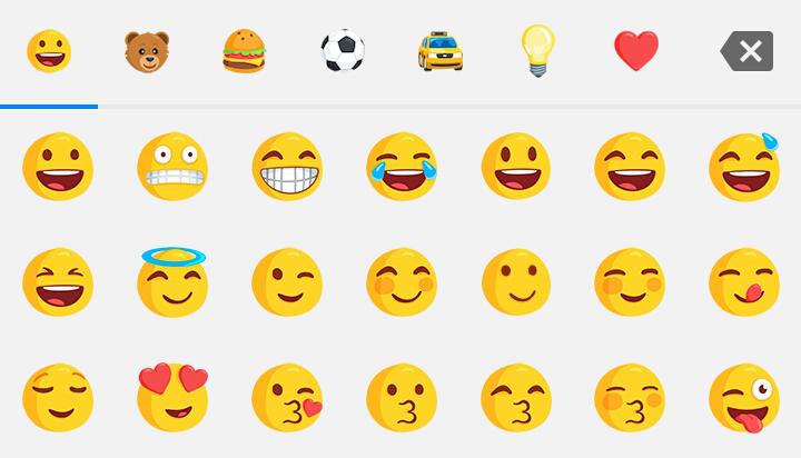 how to delete an emoji on facebook messenger