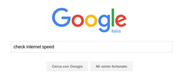 Da Google in arrivo uno speed test integrato nei risultati di ricerca