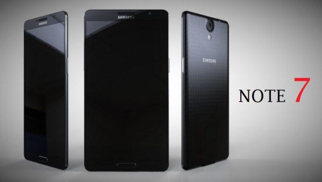 Galaxy Note 7: la produzione partirà a Luglio
