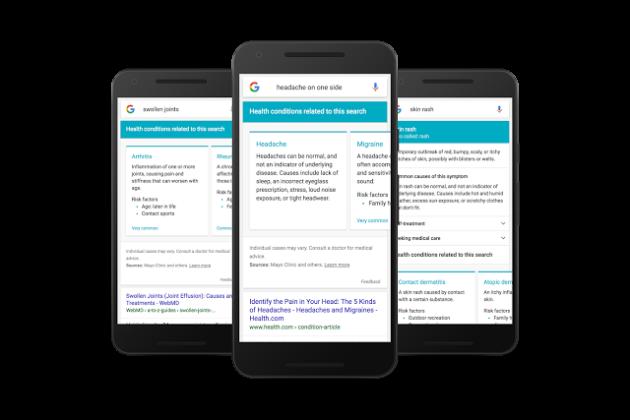 Il Dottor Google ci aiuta con i nostri malanni