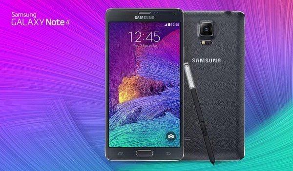 Galaxy Note 4: nuovo update con patch di sicurezza, migliorate batteria e gestione della memoria
