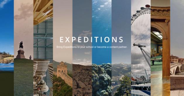 Google Expeditions: pronti per andare in gita?