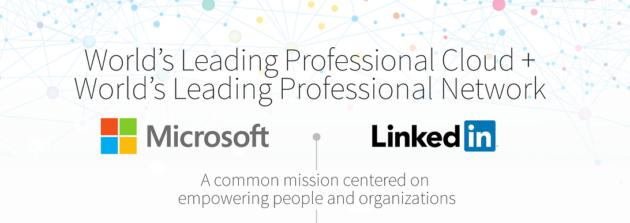 Microsoft acquista LinkedIn per 26.2 miliardi di dollari