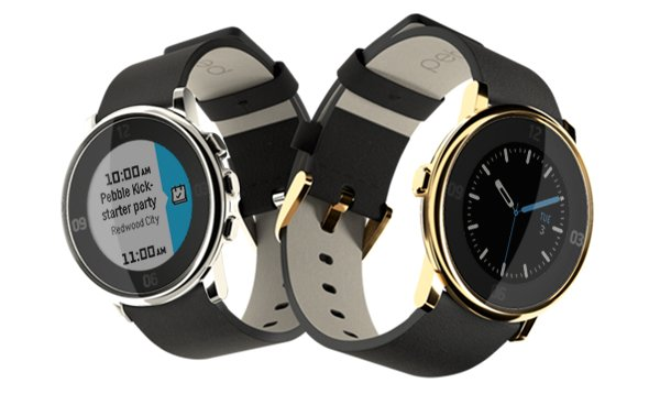 Due nuovi Pebble Time Round disponibili su Kickstarter