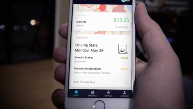 Uber presto dirà agli autisti come guidare e che precauzioni prendere