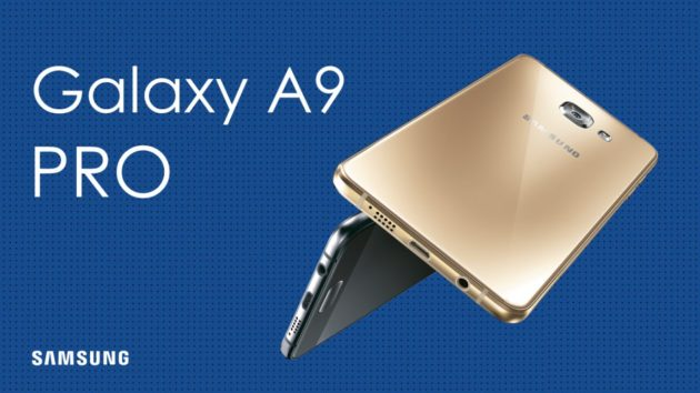 Samsung Galaxy A9 Pro disponibile anche fuori dalla Cina