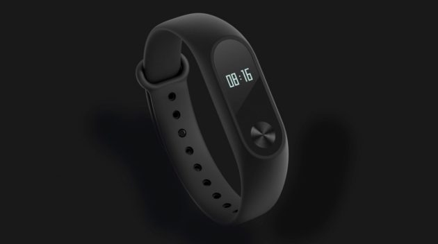 Xiaomi Mi Band 2 compatibile con Mi Band Notify
