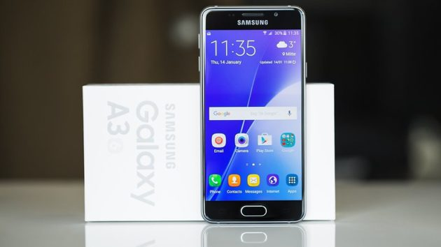 Samsung Galaxy A3 (2016) inizia a ricevere Android 6.0 Marshmallow