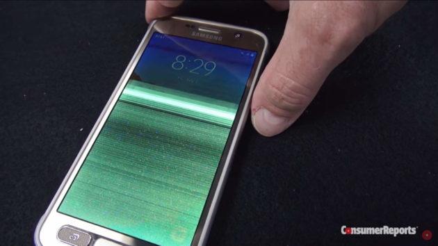 Samsung Galaxy S7 Active: risolti i problemi di alcune unità