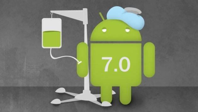 Android 7 Nougat: blocco all'avvio per telefoni infetti da virus