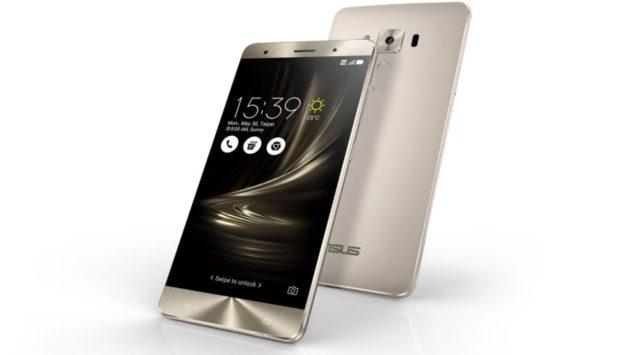Asus Zenfone 3 Deluxe con Snapdragon 821