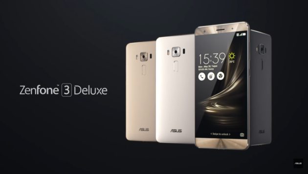 Asus ZenFone 3 Deluxe: nuovo video promozionale
