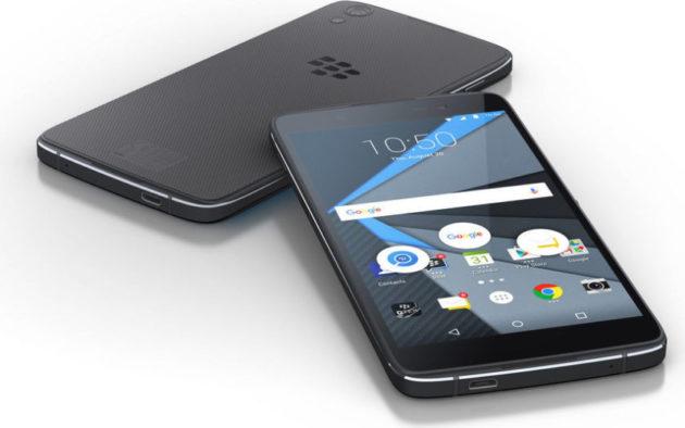 Annunciato ufficialmente il BlackBerry DTEK50