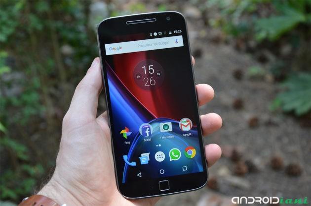 Motorola Moto G4 Plus: la recensione