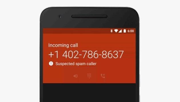 Google Telefono segnalerà possibili chiamate spam