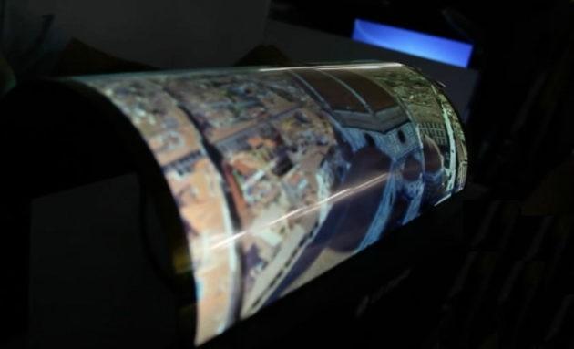 LG: 1,75 miliardi investiti in display OLED flessibili