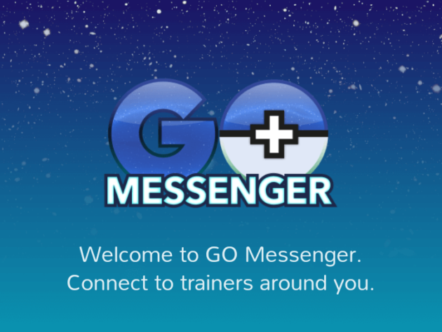 Messenger for Pokémon GO: una chat per il gioco di Niantic