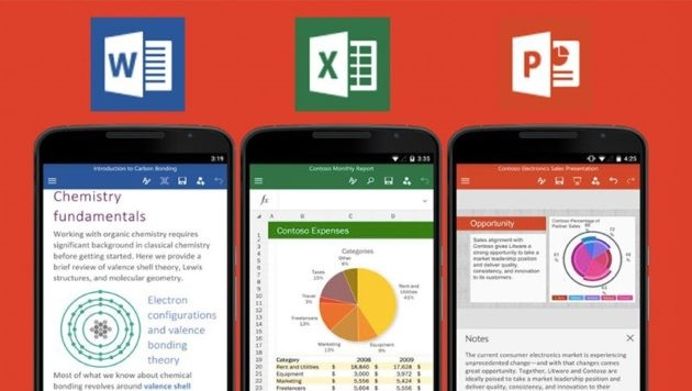 Microsoft Office: update per Word, Excel e Power Point