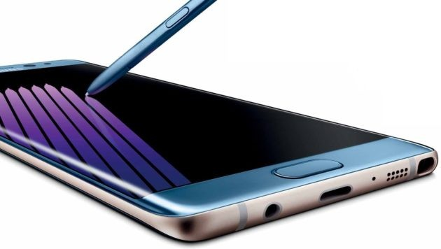 Note 7: prima foto in HD per il top di gamma di Samsung
