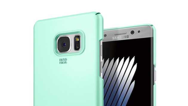 Note 7: su Amazon le prime cover di Spigen