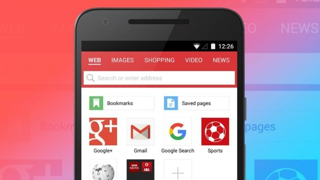 Opera Mini supporta il download dei video