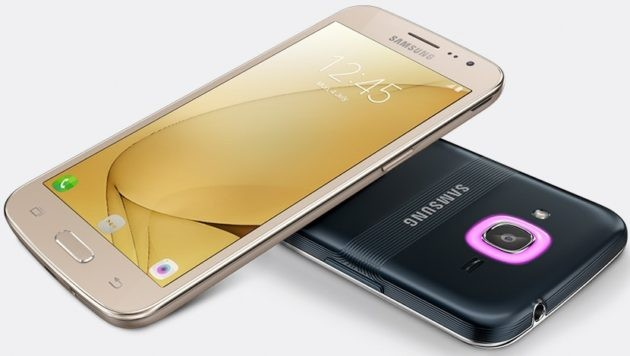 Samsung Galaxy J2 Pro svelato ufficialmente per l'India