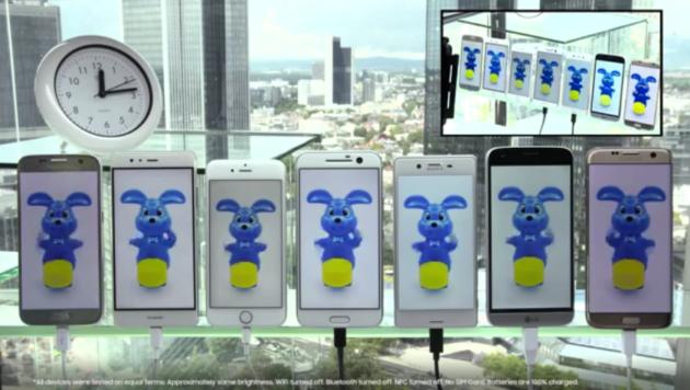 Smartphone top di gamma: chi vanta la maggiore autonomia? - VIDEO
