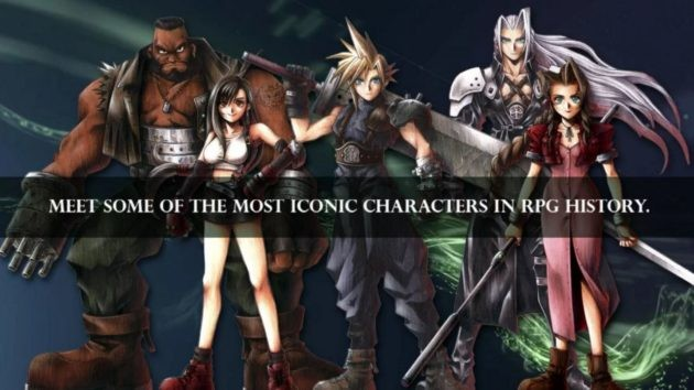 Final Fantasy VII approda sul Play Store