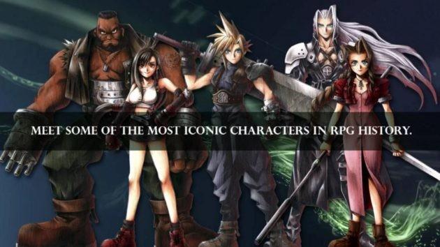 Final Fantasy VII approda sul Play Store