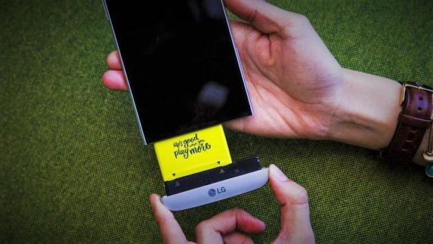LG G5 brand H3G riceve un nuovo aggiornamento software